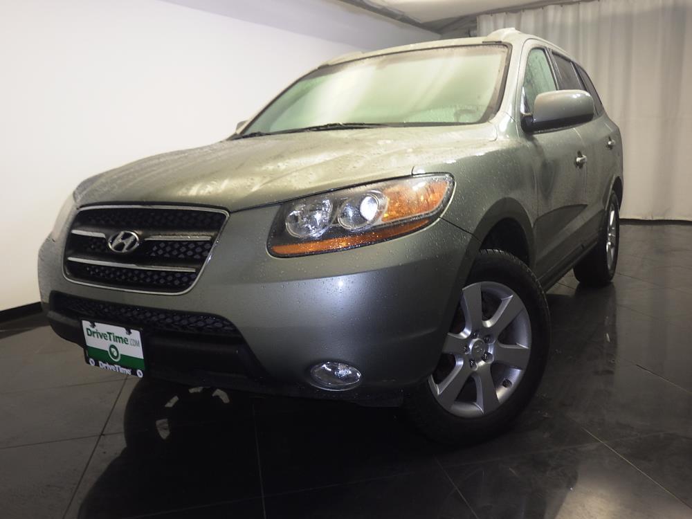 2008 Hyundai Santa Fe - 1080169040
