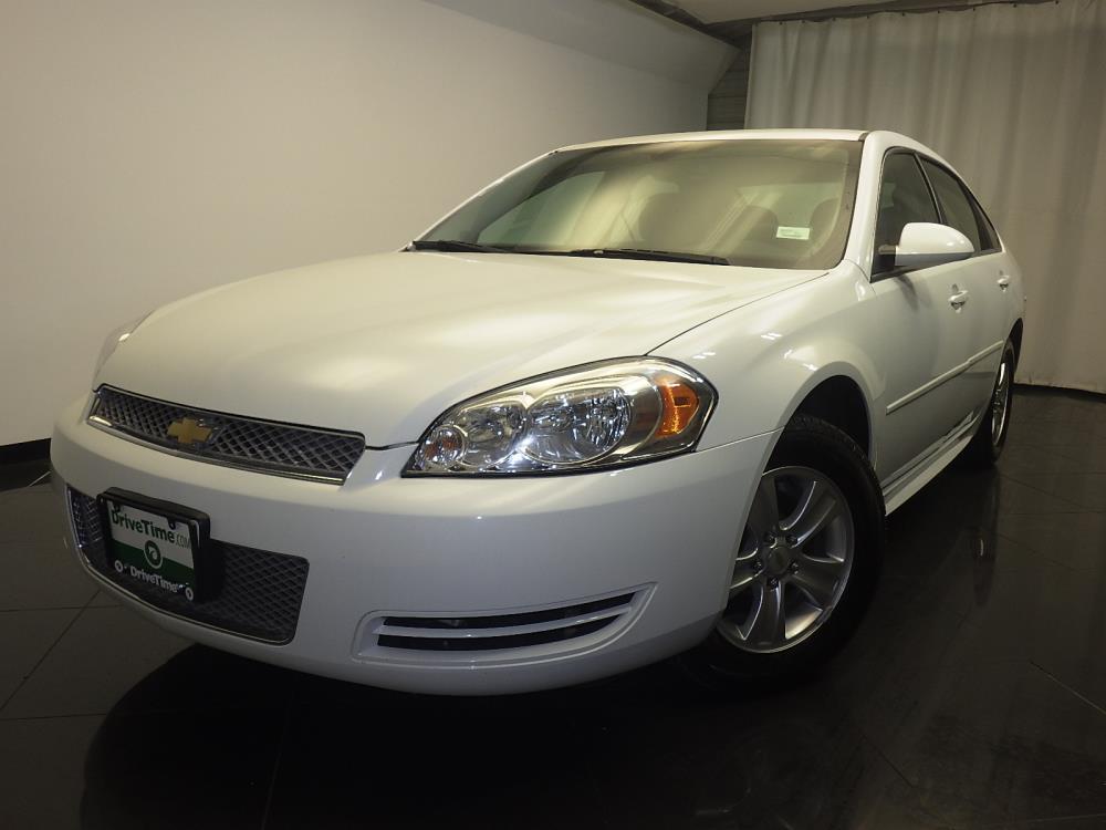 2012 Chevrolet Impala LS - 1080169113
