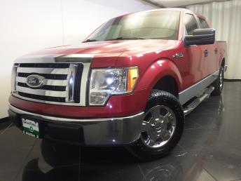 2009 Ford F-150 SuperCrew Cab XLT 5.5 ft - 1080169295