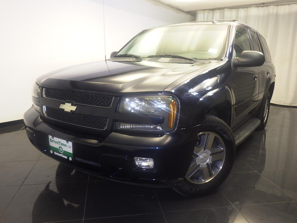 2008 Chevrolet TrailBlazer - 1080169540