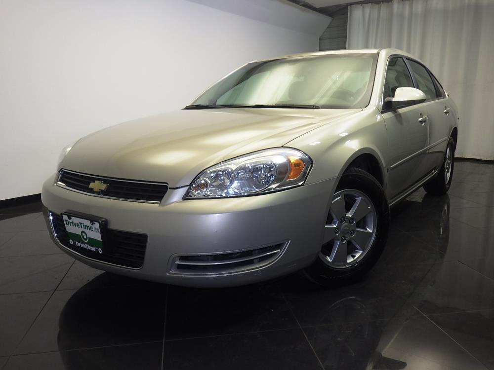 2008 Chevrolet Impala - 1080169680