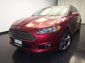 2014 Ford Fusion - 1080169710