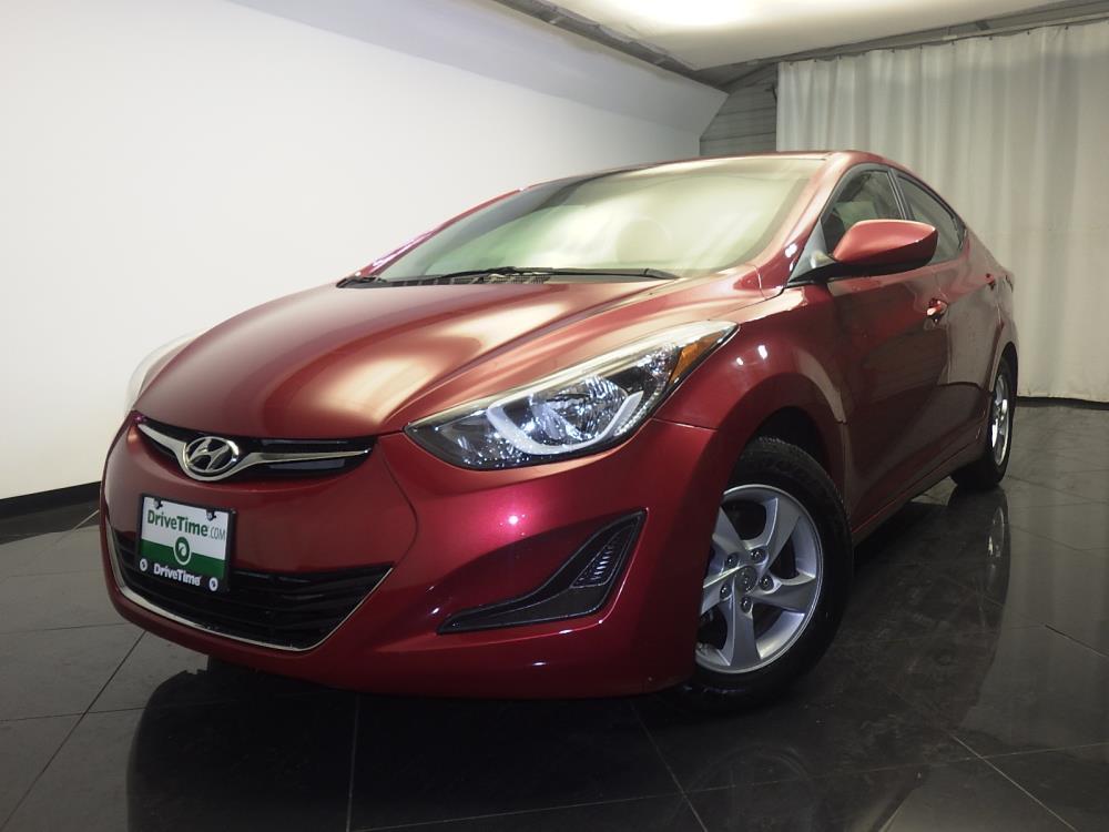 2015 Hyundai Elantra SE - 1080169720