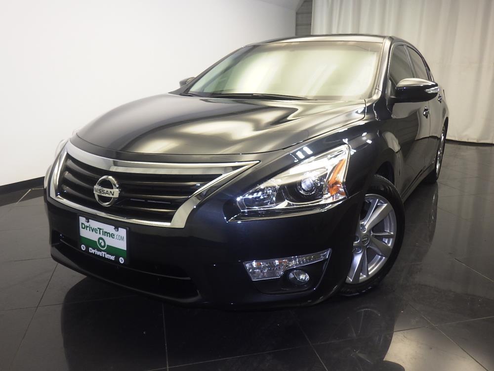 2015 Nissan Altima 2.5 SL - 1080169837