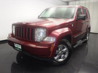 Used 2011 Jeep Liberty