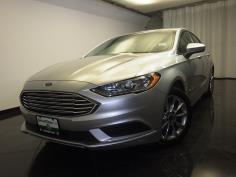 2017 Ford Fusion SE Hybrid