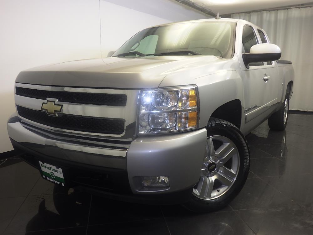 2008 Chevrolet Silverado 1500 - 1080170187