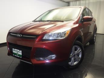 2016 Ford Escape SE - 1080170207