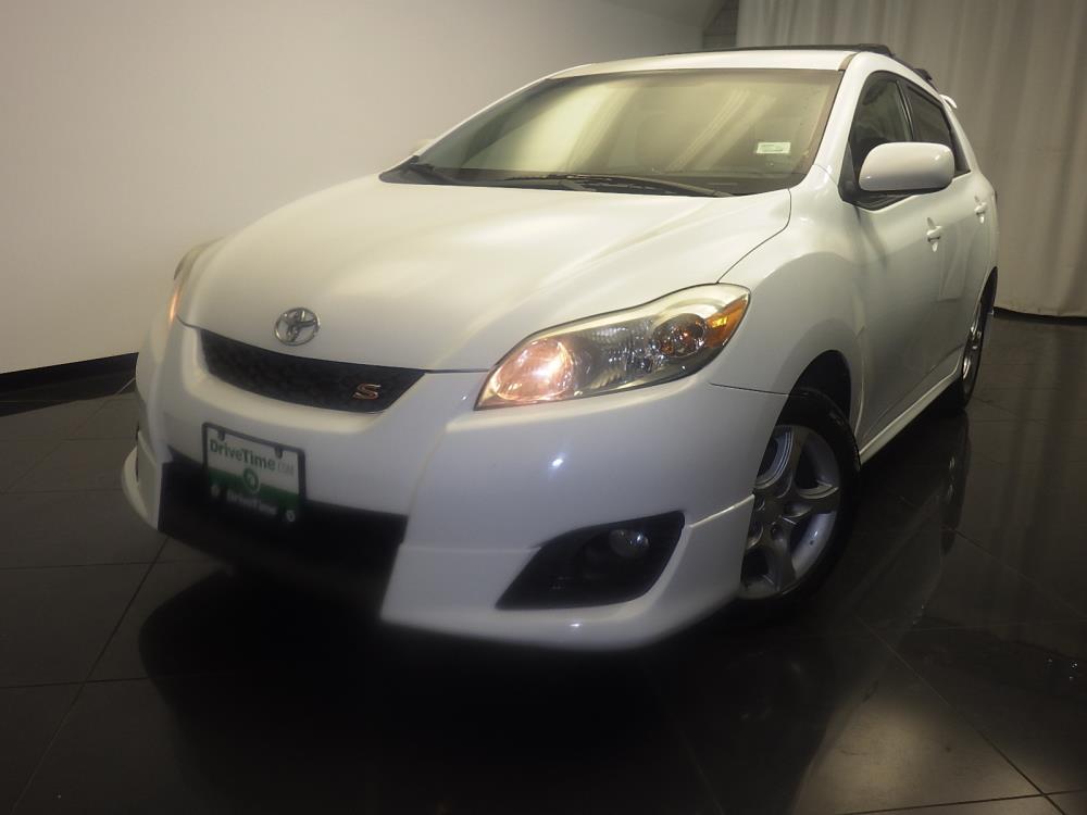 2010 Toyota Matrix S - 1080170217