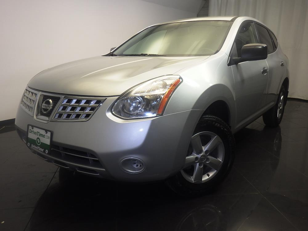 2010 Nissan Rogue S - 1080170448