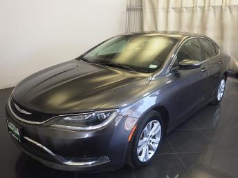 2015 Chrysler 200 - 1080170622