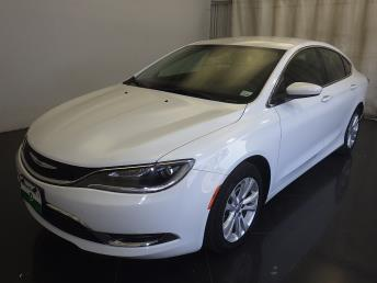 2016 Chrysler 200 - 1080170628