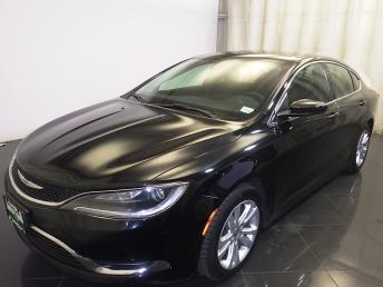 2016 Chrysler 200 - 1080170650
