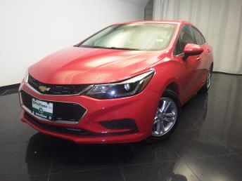 2017 Chevrolet Cruze - 1080170897