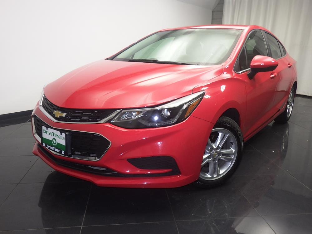 2017 Chevrolet Cruze LT - 1080170908