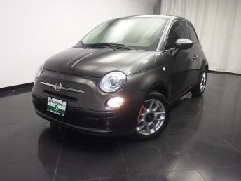 2015 FIAT 500  - 1080171114