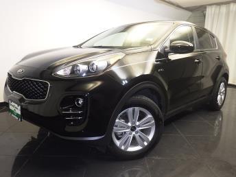 2017 Kia Sportage LX - 1080171119