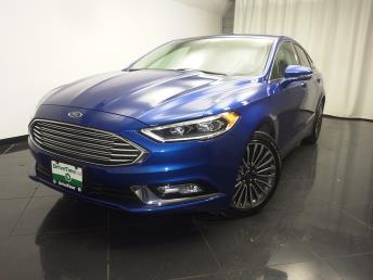 2017 Ford Fusion SE - 1080171236