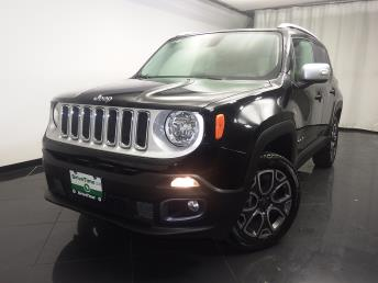 2016 Jeep Renegade Limited - 1080171239