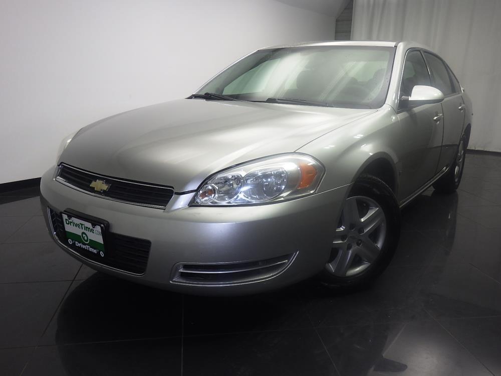 2008 Chevrolet Impala - 1080171249