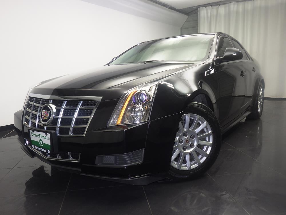 2013 Cadillac CTS 3.0 Luxury Collection for sale in Corpus ...