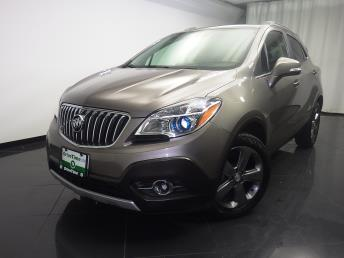 2014 Buick Encore Leather - 1080171372