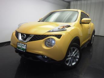 2015 Nissan JUKE SL - 1080171385