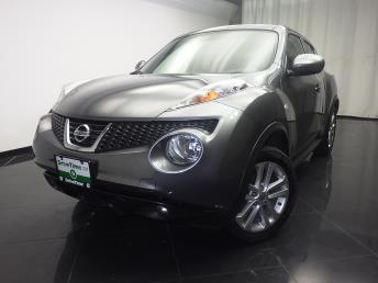 2014 Nissan JUKE SL - 1080171390