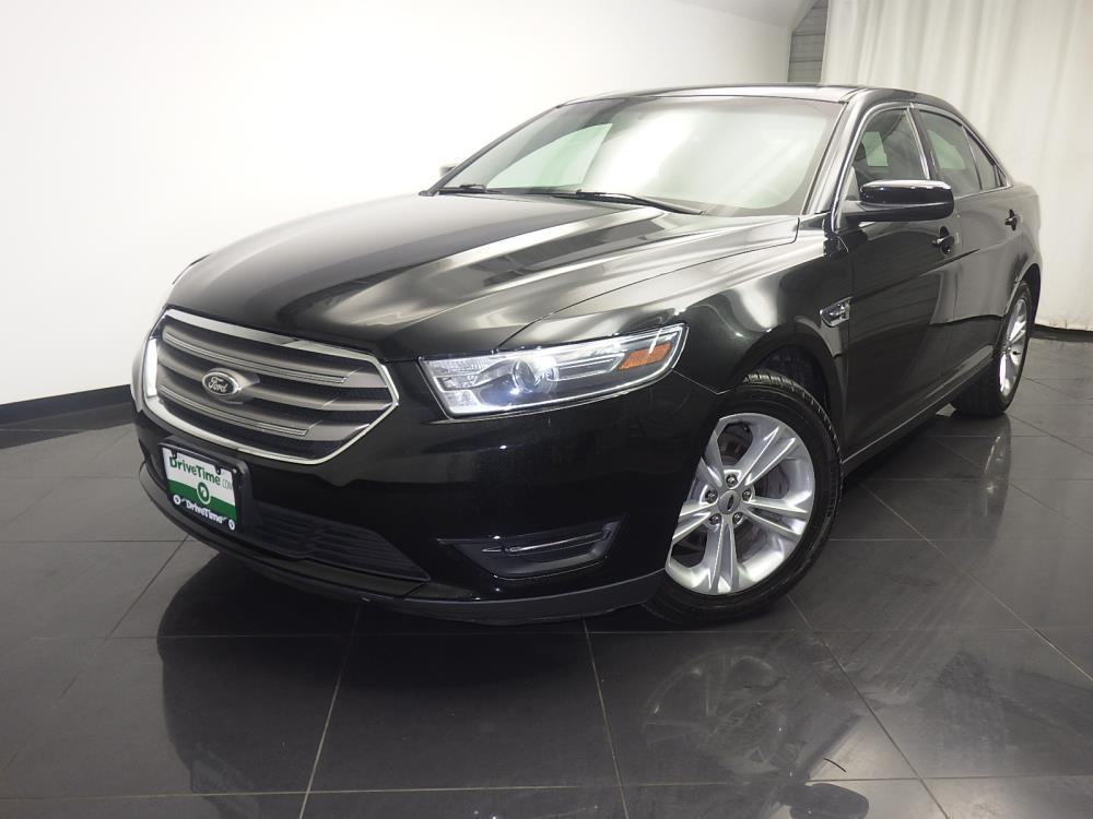 2014 ford taurus sel for sale in corpus christi | 1080171400 | drivetime