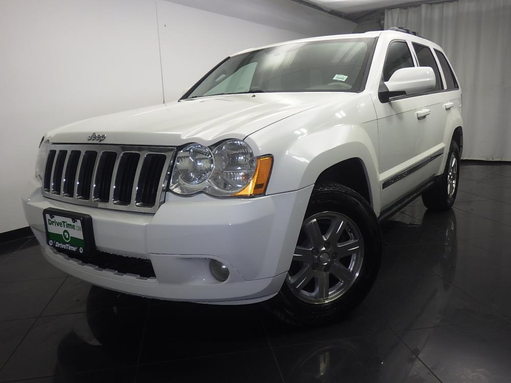 2008 Jeep Grand Cherokee - 1080171429