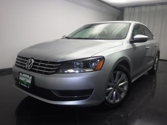 2012 Volkswagen Passat 2.5L SEL - 1080171430