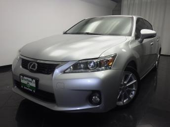 Used 2011 Lexus CT