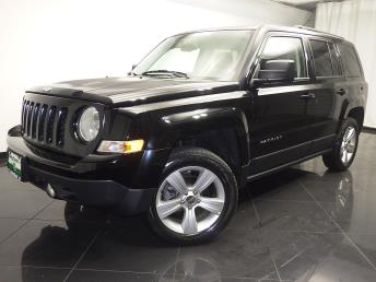 2014 Jeep Patriot Latitude - 1080171505