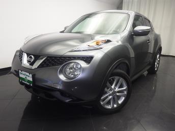 2016 Nissan JUKE SV - 1080171507
