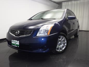 2012 Nissan Sentra S - 1080171516