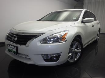 2015 Nissan Altima 2.5 SV - 1080171551