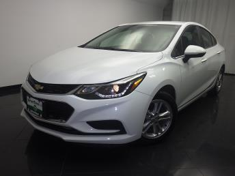 2017 Chevrolet Cruze LT - 1080171553