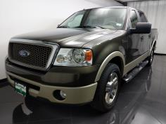 2008 Ford F-150 SuperCrew Cab Lariat 5.5 ft