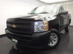 2013 Chevrolet Silverado 1500 Regular Cab Work Truck 6.5 ft