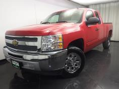 2012 Chevrolet Silverado 1500 Extended Cab LS 6.5 ft