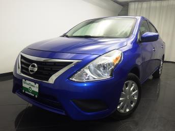Used 2016 Nissan Versa