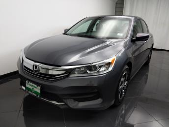 2016 Honda Accord LX - 1080171997