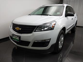 Used 2016 Chevrolet Traverse