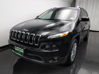2016 Jeep Cherokee Limited - 1080172012