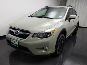 Used 2013 Subaru XV Crosstrek