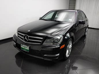 Used 2014 Mercedes-Benz C 300 4MATIC Luxury