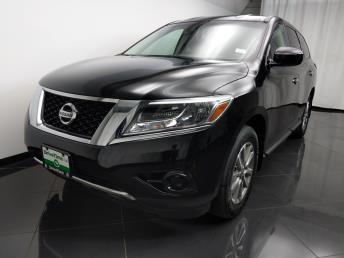 2014 Nissan Pathfinder S - 1080172090