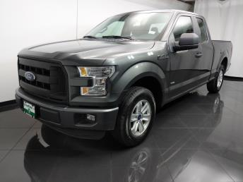 2015 Ford F-150 Super Cab XL 6.5 ft - 1080172092