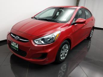 2016 Hyundai Accent SE - 1080172139