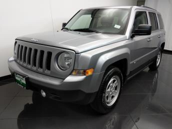2016 Jeep Patriot Sport - 1080172147